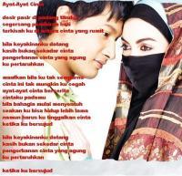 Ayat2 love...